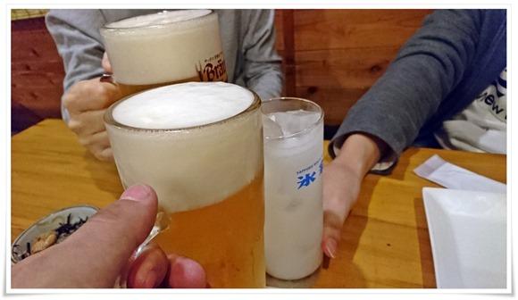 乾杯@よろず居酒屋磯八
