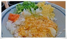 生卵TKG完成@丸亀製麺