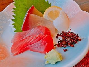 お刺身@魚料理 びびんや