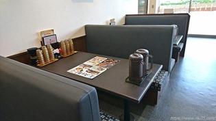 ソファー席@資さんうどんイオンモール八幡東店
