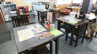 テーブル席@資さんうどん大門店
