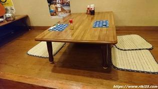 テーブル席@八幡東区中央町