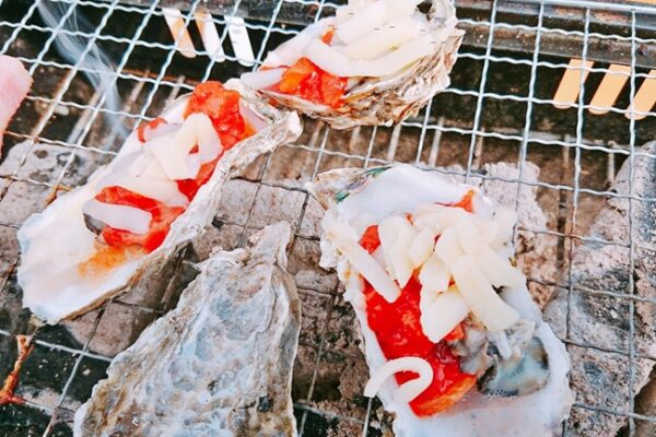 小倉南区のカキ小屋「浜太郎」~2019年10月15日に牡蠣小屋営業開始!サイドメニューも豊富de旨々でした!