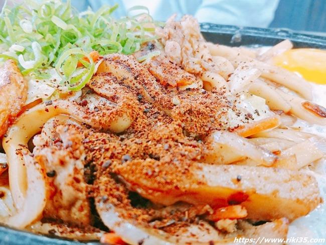 魚粉たっぷり@資さんうどん宇佐町店