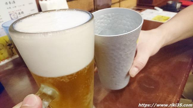 乾杯@スタミナ亭 黒崎店