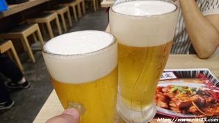 乾杯@餃子のたっちゃん