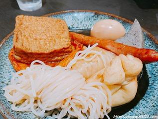 おでん皿②@資さんうどんイオン八幡東店