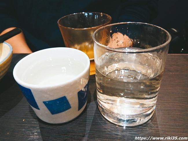 日本酒@資さんうどんイオン八幡東店