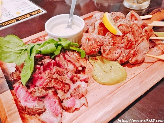 ガッツリお肉@スペイン食堂 八幡バル8