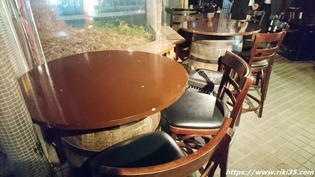 テラス飲み@スペイン食堂 八幡バル8