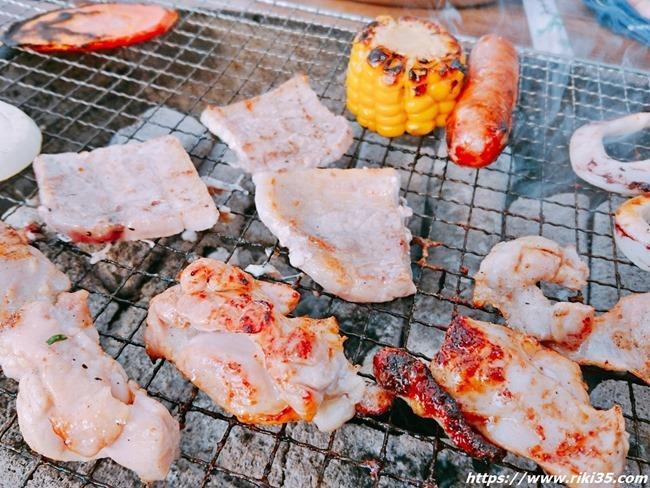 焼肉@お魚直売所 とと市場