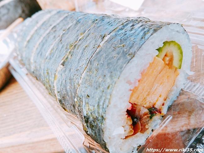玉子巻寿司@とと市場