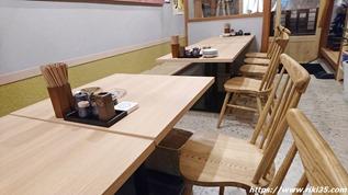 テーブル席@HARUNOKI(はるのき)