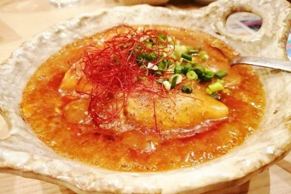 麻婆豆腐@HARUNOKI