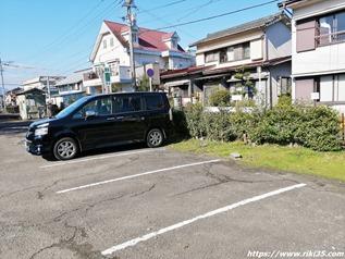 駐車場其の弐@喫茶 園