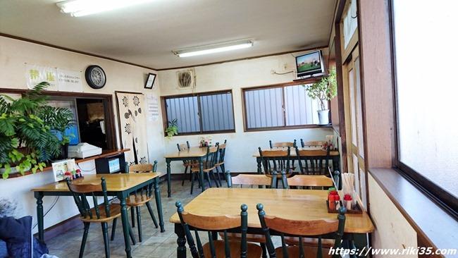 店内の様子@よねちゃん食堂