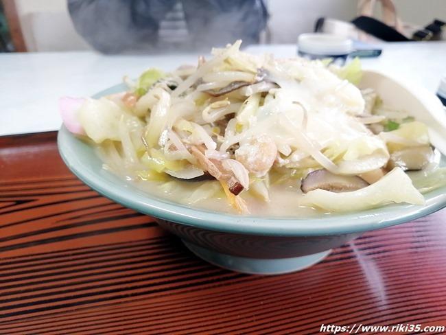 特選チャンポン@大福食堂