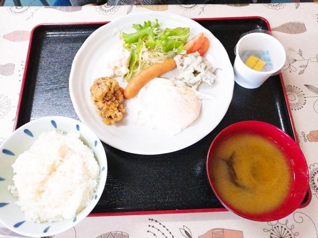 朝定食@よっちゃん食堂