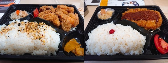 ワンコイン弁当@よっちゃん食堂