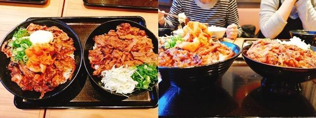 ノーマルサイズと比較@韓丼
