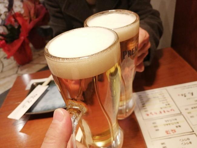乾杯@さんみ