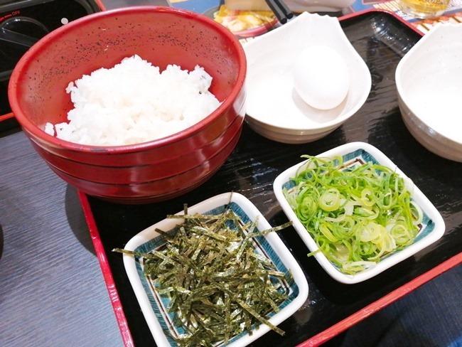 雑炊セット@資さんうどん