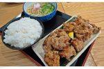 鶏麺茶屋@JR八幡駅前にてデカ盛りチャレンジ!~特盛りからあげ定食の破壊力が半端ありません。